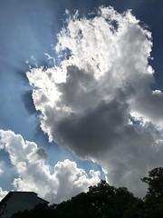 20180709 morning sky (光輝蘇) Tags: sky morning kk