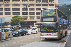 KMB Volvo B10TL 10.6m KX2357 8 (Thomas Cheung Bus Photography) Tags: bus hong kong public transport mass transit street volvo b9tl kmb kowloon motor double decker doubledecker superolympian super olympian alexander alx500