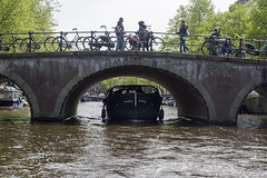 Bridges and canals of Amsterdamp (jimj0will) Tags: amsterdam bridge canals water
