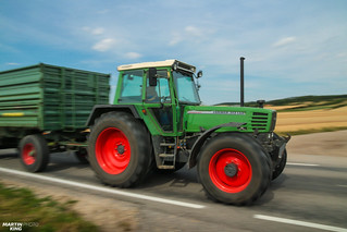 Let's go! | FENDT FARMER 312 LSA Turbomatic