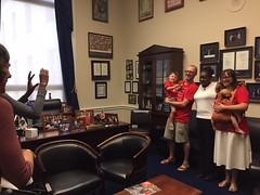 Congresswoman Moore Meeting
