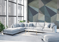 INK7164 (decocentrum) Tags: loft beautiful home furnished interior newyork urban nobody room view beam white glass housing light nice object perspective retro style plants wooden germany deu