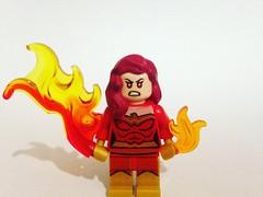 Dark Phoenix (David$19) Tags: david19 davids19 legodarkphoenix legoxmen lego phoenix xmen jeangrey darkphoenix