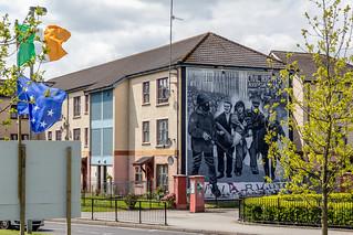 The Bogside . . .