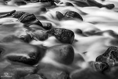 Shallow Gelt.. (CamraMan.) Tags: blackandwhite monochrome geltwoods rivergelt sonya7 canon1740mmlusm leelittlestopper longexposure rocks stones water ©davidliddle ©camraman