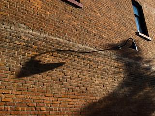 Shadows and Brick