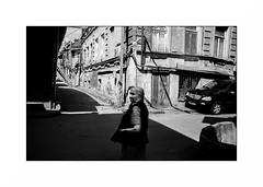 Tbilisi - Georgia (Punkrocker*) Tags: leica m7 summicron asph 35mm 352 film kodak trix 400 nb bwfp street city people tbilisi tbiliissi georgia géorgie travel