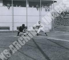 906- 5556 (Kamehameha Schools Archives) Tags: kamehameha archives ksg ksb ks oahu kapalama luryier pop diamond 1955 1956 reinhardt sports baseball iolani junior varsity jv