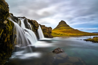 Kirkjufell from another point of view