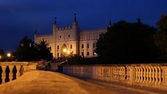 Lublin castle (4) (Krzysztof D.) Tags: shiftn lubelskie lubelszczyzna lublin zamek castle wieczór abend night noc evening nacht worldtrekker