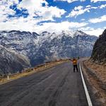 Cordillera de los Andes - Cañon del Colca, Arequipa, Peru. thumbnail