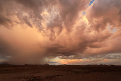 Clouds in sunset over the desert of Palmwag - Namibia (lotusblancphotography) Tags: africa afrique namibia landscape paysage namibie sunset coucherdesoleil sky ciel nuages clouds desert désert nature