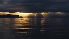missed opportunity (R. Leu - 呂) Tags: olympus omd em5 em5mk2 mzuiko micro43 microfourthird 45mm f18 sunset lake taupo ray