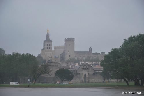 Річка Рона, Авіньйон, Прованс, Франція InterNetri.Net France 1441
