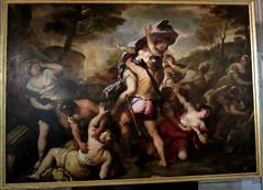 20170525 Italie Gênes - Palais Spinola -010 (anhndee) Tags: italie italy italia gênes genova musée museum museo musee peinture peintre painting painter