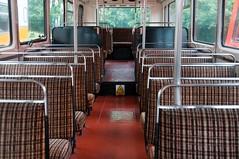 YFY4M 1974 Leyland National interior ... (carsbusestrainsandtrucks) Tags: bus buses leyland national