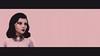 Unfinished Business (Biskveet) Tags: bioshock infinite elizabeth portrait pink minimalistic reshade screenshot digital art