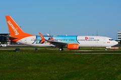 C-FDBD (Sunwing Airlines - CUBA) (Steelhead 2010) Tags: sunwingairlines boeing b737 b737800 yyz creg cfdbd