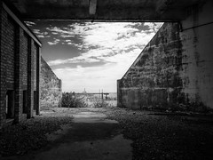 Orford Ness Lighthouse (davepickettphotographer) Tags: orfordness suffolk uk england buildings abandoned coldwar atomicweaponsresearchestablishment awre nuclear testing orford woodbridge east eastern eastofengland