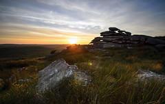 Stowe's Hill (Alex Murison) Tags: bodmin bodminmoor stoweshill tor granite rockformation sunset adventure wander wanderlust wilderness nikond7000 sigma1020mm lee graduatefilter ndfilter sun sky mystical landscape uk cornwall