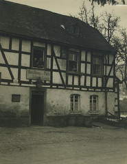 German Gasthaus, ca. 1920 (Archives Branch, USMC History Division) Tags: marines marinecorps worldwari barnett 6th 5th world war i