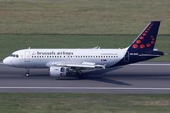 Brussels Airlines Airbus 319-111 OO-SSS (c/n 2030) (Manfred Saitz) Tags: vienna airport schwechat vie loww flughafen wien brussels airlines airbus 319 a319 oosss ooreg