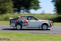 Audi Quattro (Nick Barrington) (tbtstt) Tags: 6r4net track day 2018 curborough sprint course circuit car cars audi quattro nick barrington group 4 iconic motorsports