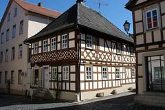 Königsberg in Bayern (palladio1580) Tags: bayern franken unterfranken landkreishasfurt königsberg fachwerkhaus fachwerk