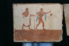 IMG_4969 Paestum (drayy) Tags: paestum greek rome roman ancient temple town magnagraecia italy campania europe