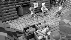 017 (Celesmen) Tags: lego ww1 somme war