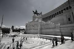 iL vITTORIANO (wNG555) Tags: 2011 italy rome roma italia ilvittoriano canoneos400d sigma1020mm fav25 fav50