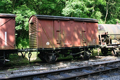783717 Avon Valley Railway 030618 (Dan86401) Tags: avr avonvalleyrailway 783717 b783717 vwv vanwide br ventvan wagon freight ventilatedvan