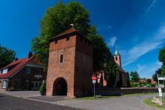 Wardenburg (blokkadeleider) Tags: niedersachsen lowersaxony nedersaksen deutschland duitsland germany wardenburg amglockenturm