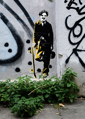 HH-Wheatpaste 3765 (cmdpirx) Tags: hamburg germany reclaim your city urban street art streetart artist kuenstler graffiti aerosol spray can paint piece painting drawing colour color farbe spraydose dose marker stift kreide chalk stencil schablone wall wand nikon d7100 paper pappe paste up pastup pastie wheatepaste wheatpaste pasted glue kleister kleber cement cutout