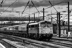 87006 Doncaster R00287 D210bob DSC_0024 (D210bob) Tags: 87006 doncaster r00287 d210bob dsc0024 blackwhitephotography blackwhite monochrome monochromephotography class87 railwayphotographs railwayphotography railwayphotos railwaysnaps passengertrain eastcoastmainline electrichaulage electriclocomotive nikon nikond100