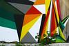 De la nature à l'art ...contrastes (Pi-F) Tags: comblanchien expo art villarsfontaine couleur ligne végétation vert nature bourgogne herbe géométrie abstrait