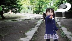 SAKIKO - OUTDOOR DAY JAPAN 2018 SAPPORO. (MIKI Yoshihito. (#mikiyoshihito)) Tags: sakiko 咲子 さきこ サキコ daughter 次女 2歳5ヶ月 outdoor day japan 2018 sapporo outdoordayjapan アウトドアデイ アウトドアデイジャパン 札幌 hokkaido