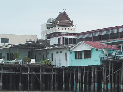 Hua Hin from Hua Hin Beach