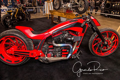 Kreater Custom Bloody Mess (@Gerardo Rico) Tags: motorcycle show spring toronto mississauga international centre bagger chopper hardtail bike bikes bikelife motorcycleculture thesix canon gdorico photography kreater custom bloody mess