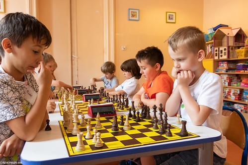 VIII Turniej Szachowy Przedszkolaków o Mistrzostwo Świdnicy-68