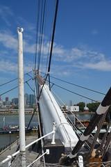 London, England, UK - Greenwich - Cutty Sark - The Deck (jrozwado) Tags: europe uk unitedkingdom england greenwich unescoworldheritage maritimegreenwich london cuttysark clipper ship museum deck