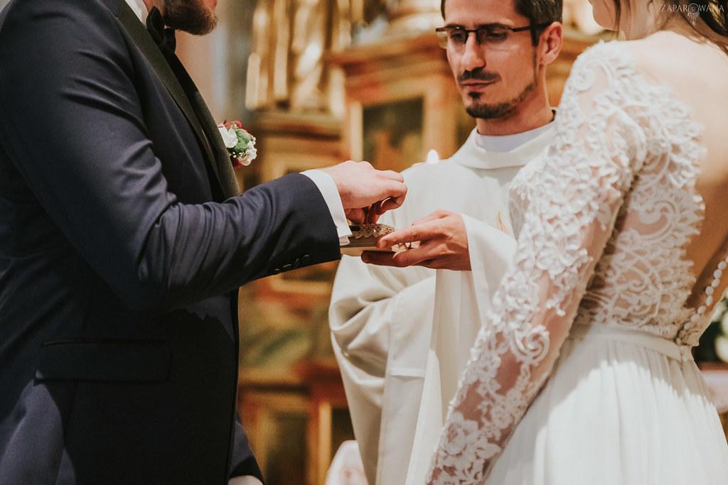 185 - ZAPAROWANA - Kameralny ślub z weselem w Bistro Warszawa