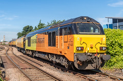 67023 & 67027 Colas Rail_IMG_1084 (Jonathan Irwin Photography) Tags: 67023 67027 colas rail middlesbrough