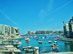 2016-06-08l powrót do Bugibby (20) (aknad0) Tags: malta krajobraz architektura morze