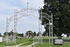 Katolicky Hrbitov Osady Sv Vita (rsedrel) Tags: czech cemetery nebraska touhy vitus