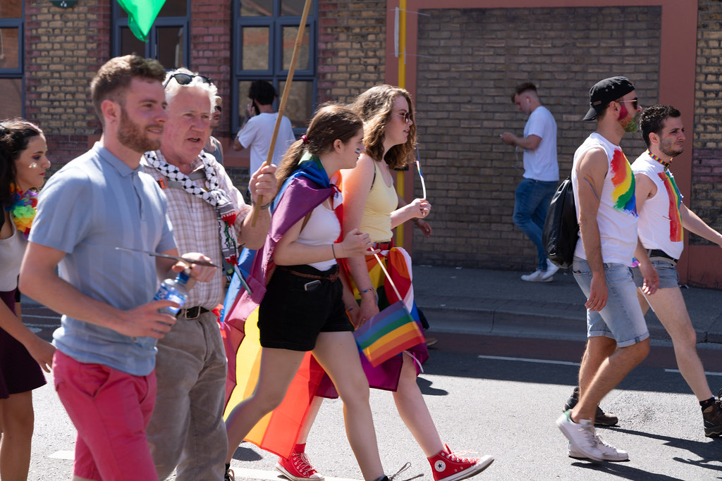 ABOUT SIXTY THOUSAND TOOK PART IN THE DUBLIN LGBTI+ PARADE TODAY[ SATURDAY 30 JUNE 2018]-141813