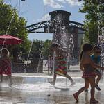 Summer Splash Pad Silhouette thumbnail