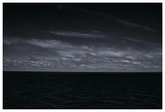Open Sea (RadarO´Reilly) Tags: see meer sea ocean nordatlantik northatlantic horizont horizon sky himmel clouds wolken
