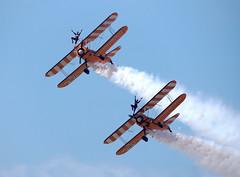 Aerosuperbatics Wing Walkers Boeing Stearman (nick_britnell) Tags: southportairshow aerosuperbatics boeing stearman
