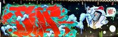 Street Art Graffiti Antwerp (rogerpb) Tags: graffiti streetcamvas spraypaint aerosolart spraycanart murals tagging urbanart street straatkunst muurschildering decoration bombing color lettering muurkunst outdoor art fresco illustration wallart streetart painting kunst schilderij ornament graphics façade guerrillaart decorative antwerp antwerpen amberes belgium belgie belgica rogerpb city urban antwerpscapes keteleerparkingdeurne